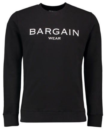 Bargain Sweater BGNOSCN Black