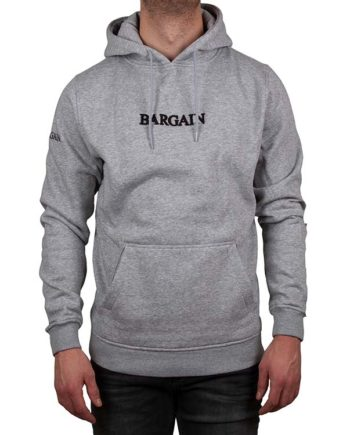 BGBASICHOODIE GREY / BLACK